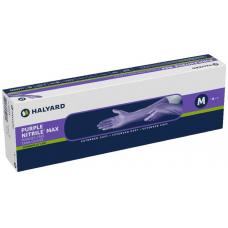 Purple Nitrile Max Gloves