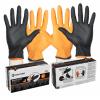 Black-Fire Nitrile Gloves