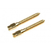 Gold Screw Posts