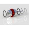 Kinetic Instruments Viper Mini / Small Replacement Turbine