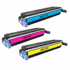 HP Compatible 502A Color Toner Cartridges