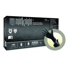 MidKnight PF Nitrile Exam Gloves