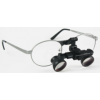 Feather Sight Loupes:  #FT2 Standard Frame - Flip-Up (3.0x Magnification)