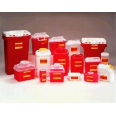 Sharps Collector Red Guard 1.4 Quart