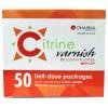 Citrine 5% Fluoride Varnish