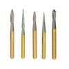 30 Flute T&F Solid Carbide Burs