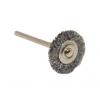 Crimped Steel Wire Wheel Brush- 3/4